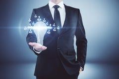 Concept de ressources humaines Image stock