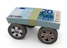 Concept de revenus - 3D illustration libre de droits