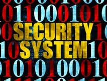 Concept de sécurité : Système de sécurité sur Digital Photos stock