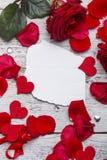 Concept de Saint-Valentin Photo libre de droits