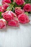 Concept de Saint-Valentin avec amour de lettres Images libres de droits