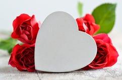 Concept de Saint-Valentin ou de jour de mère Photos libres de droits