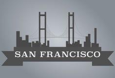 Concept de San Francisco Photographie stock libre de droits