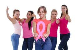 Concept de santé de conscience de cancer du sein Photographie stock