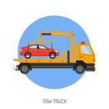 Concept de service de voiture Photographie stock