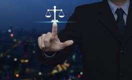 Concept de service juridique d'affaires photos libres de droits