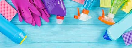 Concept de service de nettoyage photos stock