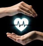 Concept de soin de santé et de soins médicaux photos stock