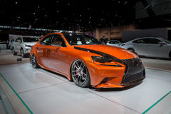 Concept 2014 de sport de Lexus 250 F Photo stock