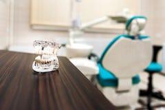 Concept de stomatologie et de soins de santé photos stock