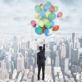 Concept de succès et de créativité Photo stock