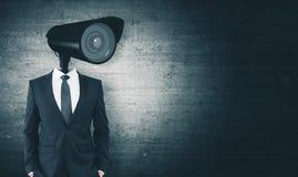 Concept de surveillance et de garde photo libre de droits