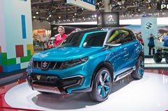 Concept de Suzuki iv4 Photos stock