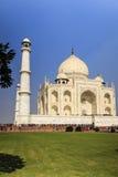 Concept de Taj Mahal Indias Seven Wonders Photographie stock libre de droits
