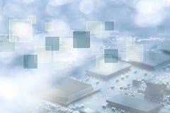 Concept de technologie Photo libre de droits