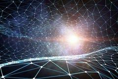 Concept de technologie du sans fil Image stock
