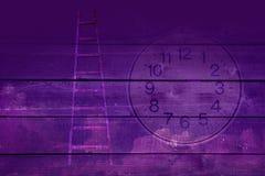 Concept de temps au delà de temps Photos libres de droits
