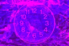 Concept de temps pétrifié Photographie stock libre de droits