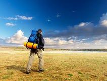 Concept de touristes Photo libre de droits