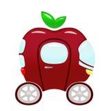 Concept de transport d'écologie Photo stock