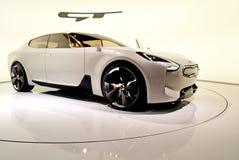 Concept de véhicule de KIA GT Photos libres de droits