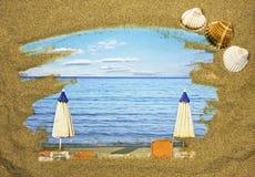 Concept de vacances Images stock