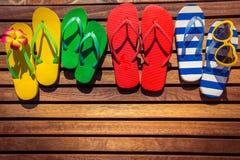Concept de vacances d'été Photos libres de droits