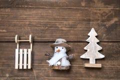 Concept de vacances d'hiver Images libres de droits