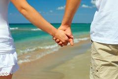 Concept de vacances, romance de vacances Photos stock