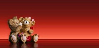 Concept de Valentine Photos libres de droits
