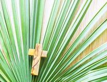 Concept de Vendredi Saint : illustration de crucifixion de Jesus Christ sur le Vendredi Saint Photo stock