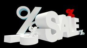 Concept de vente Images stock