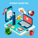 Concept de vente de Digital Illustration Stock