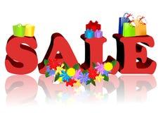 Concept de ventes Images stock
