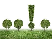 Concept de verdure Photographie stock libre de droits
