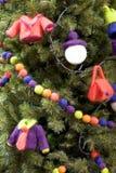 Concept de verkoop van Kerstmis Royalty-vrije Stock Fotografie