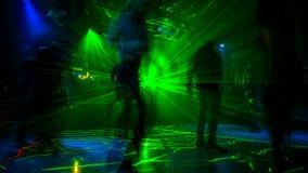 Concept de vie nocturne de disco Image libre de droits