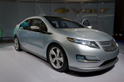 Concept de volt de Chevrolet images libres de droits
