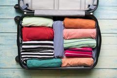 Concept de voyage de vacances de voyage et de longue planification de week-end Photo libre de droits