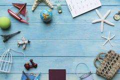 Concept de voyage de vacances de voyage et de longue planification de week-end Photo stock