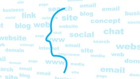Concept de Web clips vidéos