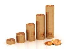 Concept de zaken Stock Foto
