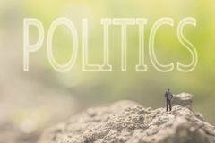Concept of democracy Stock Images
