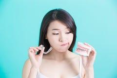 Concept dentaire sain photo libre de droits