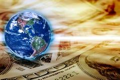 Concept des affaires globales Image stock