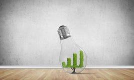 Concept des innovations efficaces de vente photo libre de droits