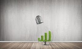 Concept des innovations efficaces de vente image stock