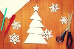Concept des vacances d'hiver Image libre de droits