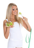 Concept of dieting. Stock Photos
