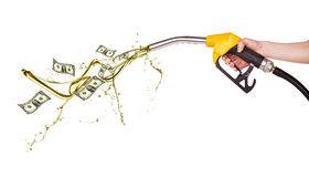 Fuel concept royalty free stock photography